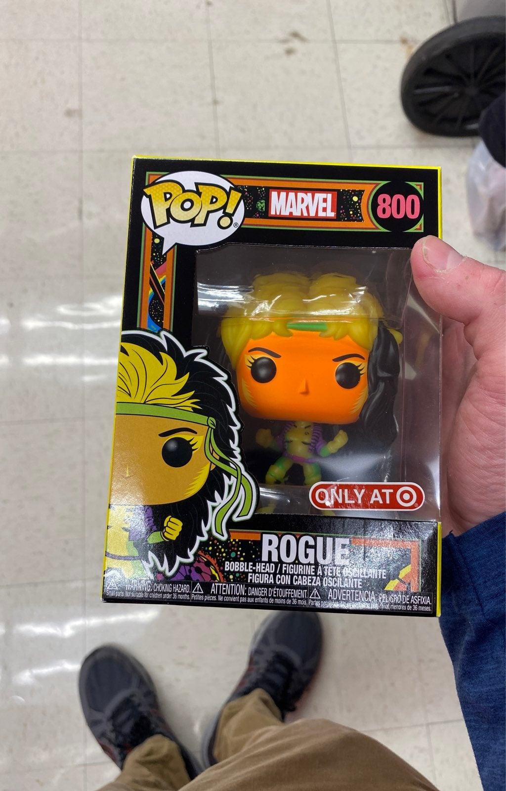 Funko Pop! Marvel Target Exclusive Rogue