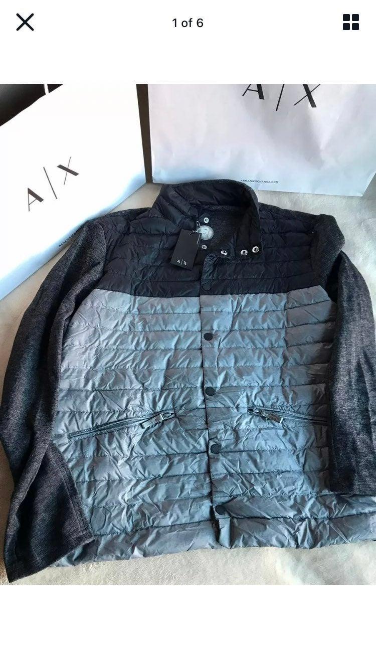 Armani Exchange down jacket extra large
