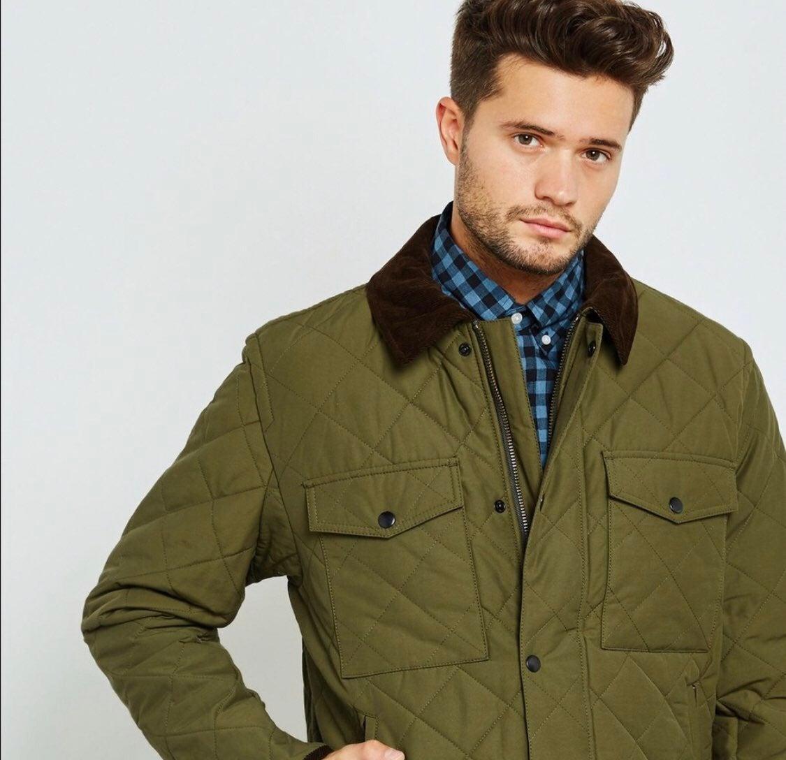 Jcrew new primaloft Jacket