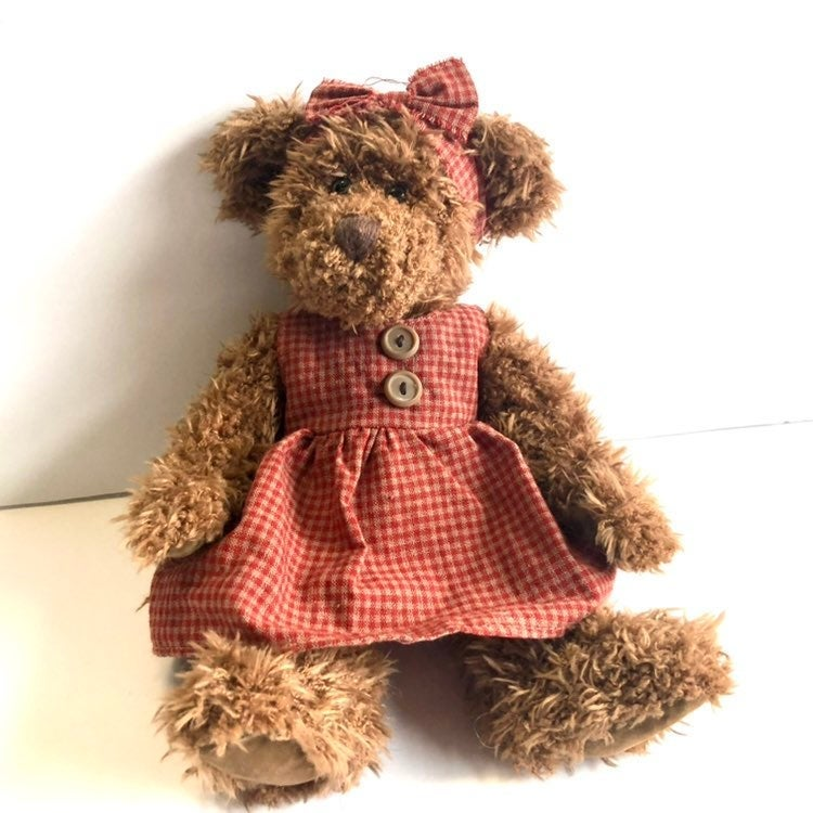 """Russ Berrie Vintage """"Bethany"""" Bear Exc."""