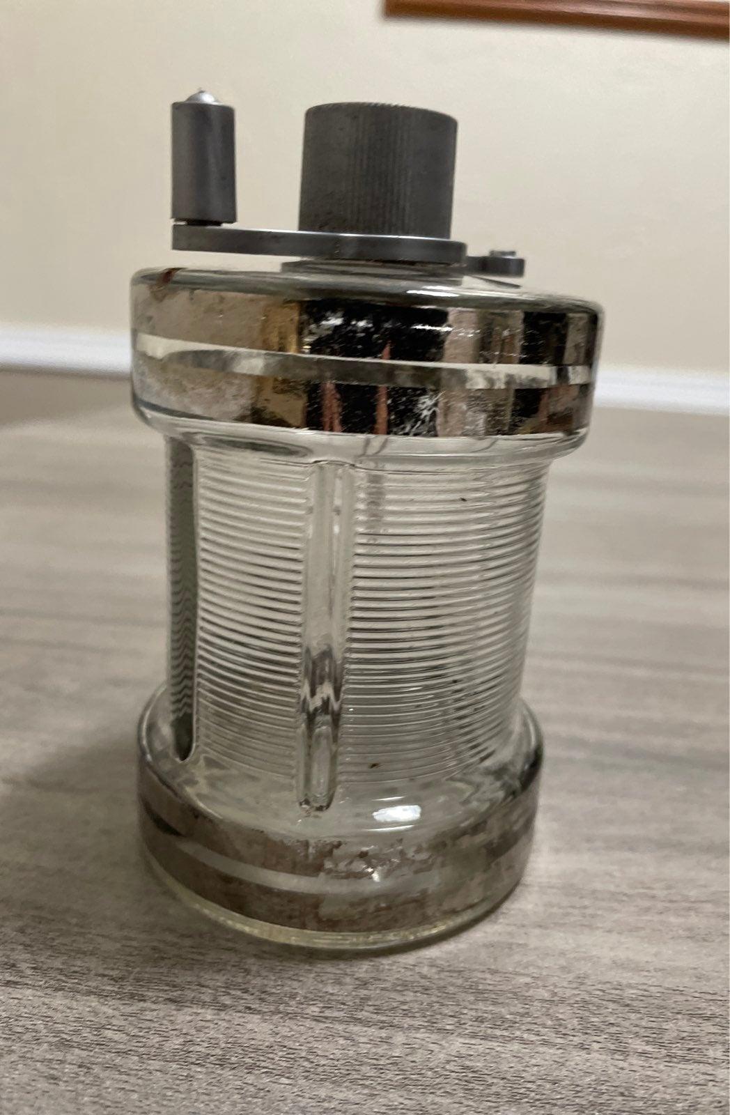 Vintage Aqua Velva Bottle