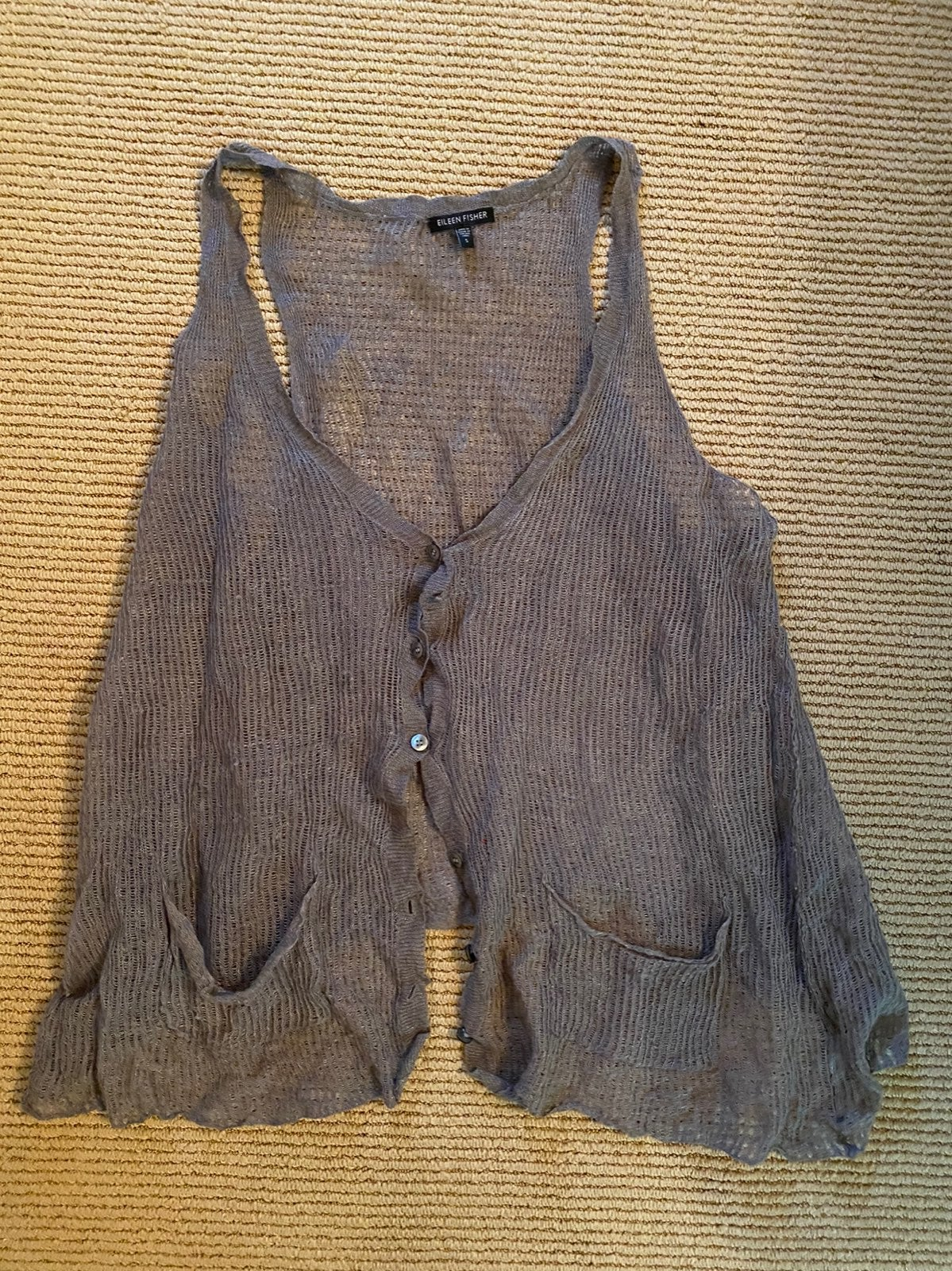 Eileen fisher small Tank Top