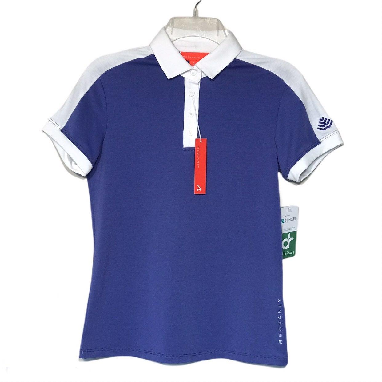 Redvanly DriRelease Tencel Golf Top