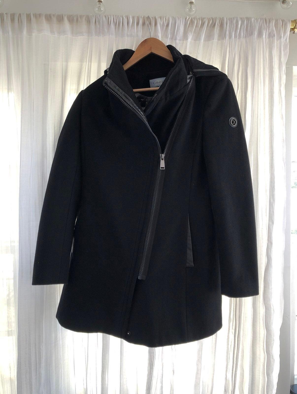 Calvin Klein Woman's Wool coat