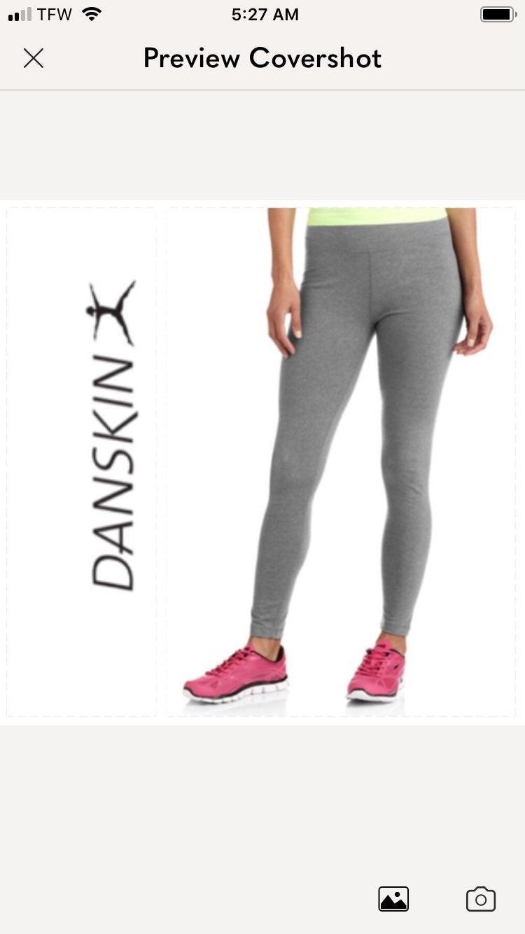 LIKE NEW!  Danskin Now lattice leggings