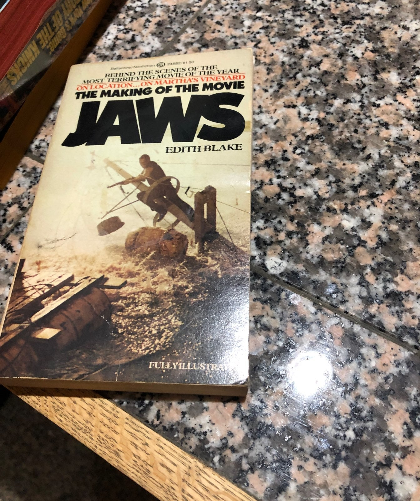 The making of the movie jaws, by edith b