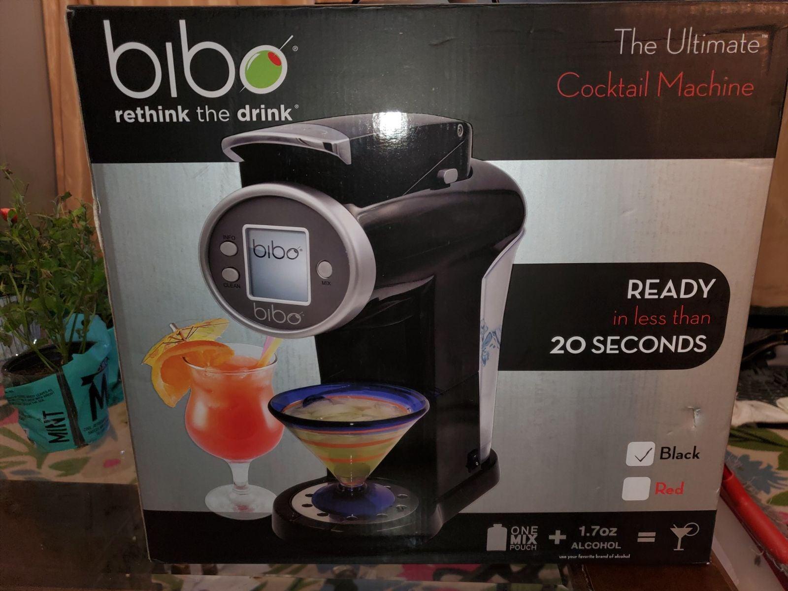 Bibo Cocktail machine