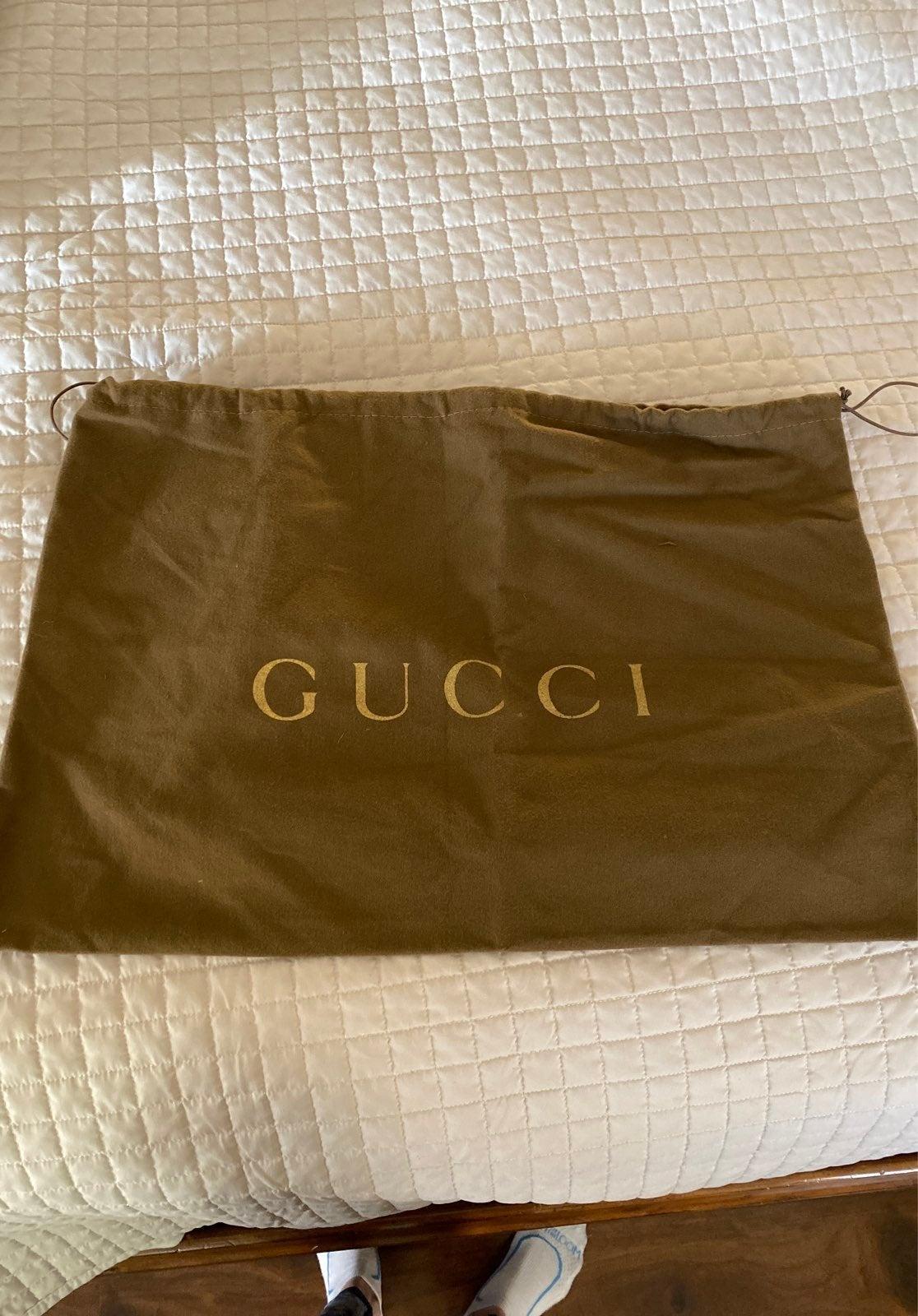 Gucci Dust Bag authentic