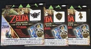 Legend of Zelda Collector Fun Box!(2107)