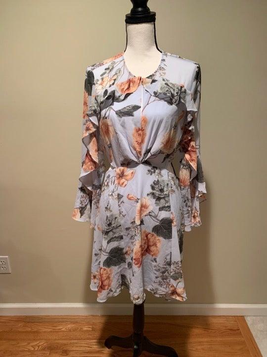 Bardot Floral Dress  Size 10/L