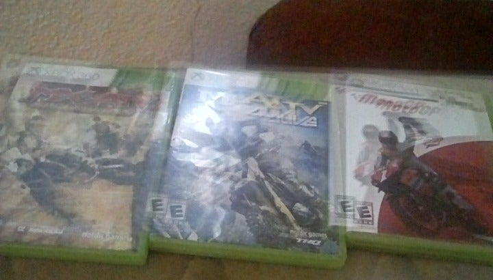 MotoGP 07Xbox 360 game lot