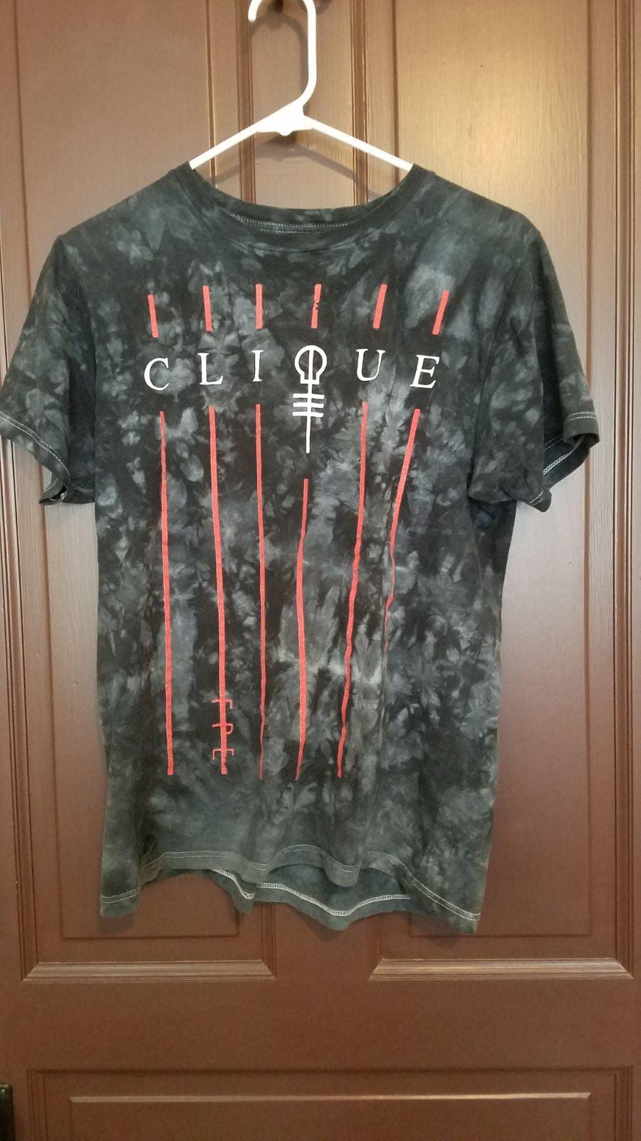 Goth boi clique tshirt