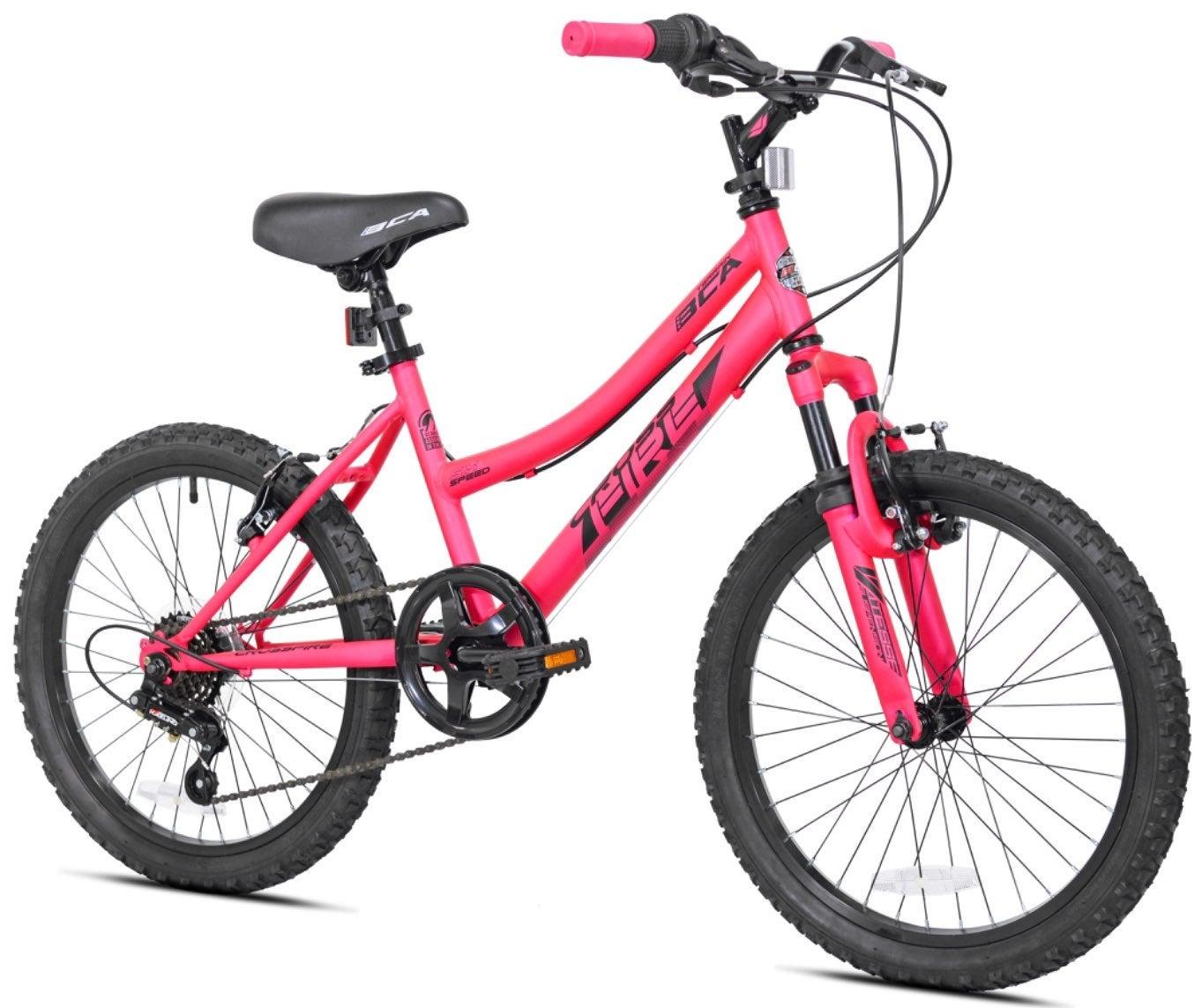 BCA Kent 20 Inch Girl's Bike