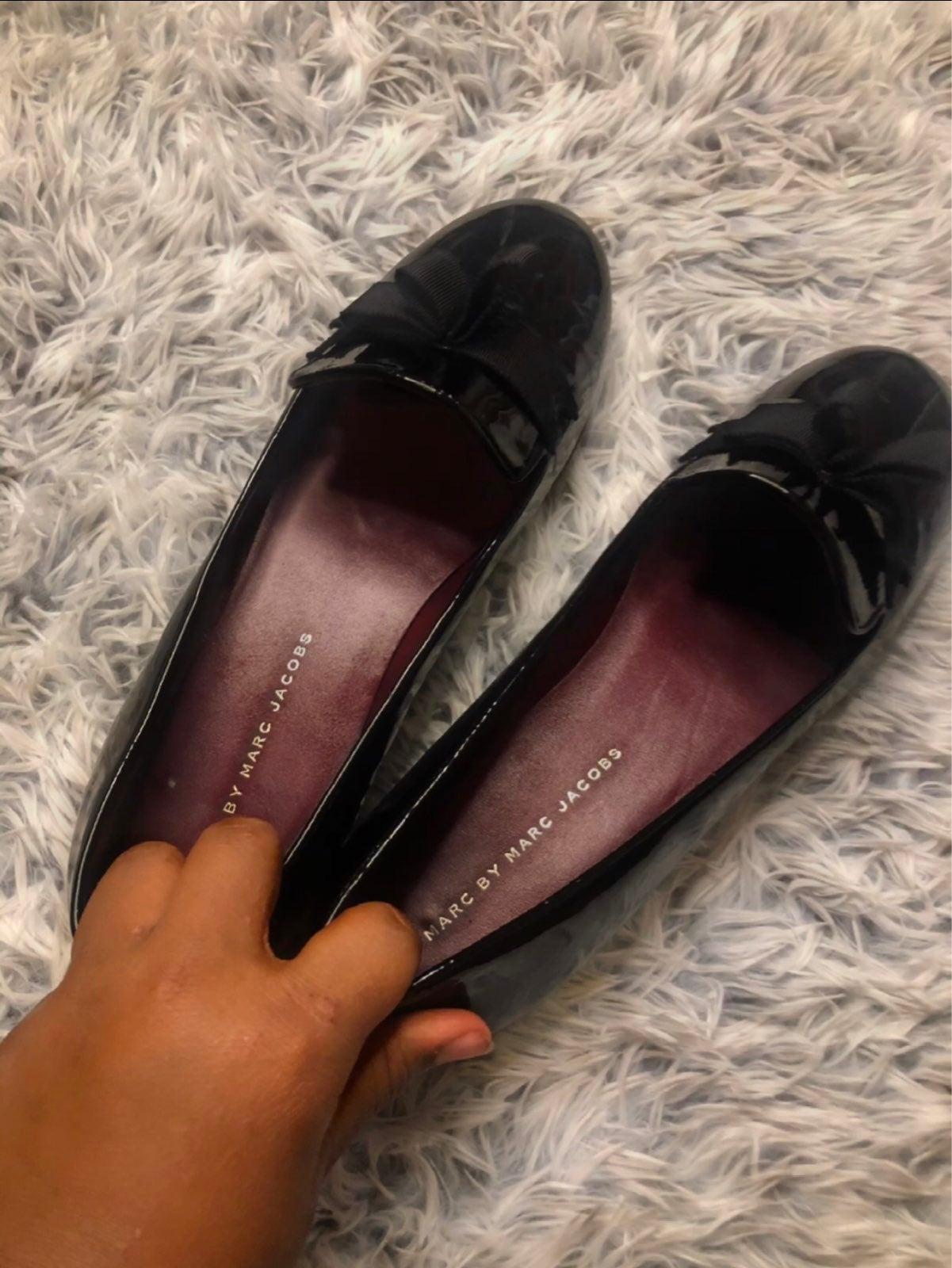 Marc Jacobs ballet loafer