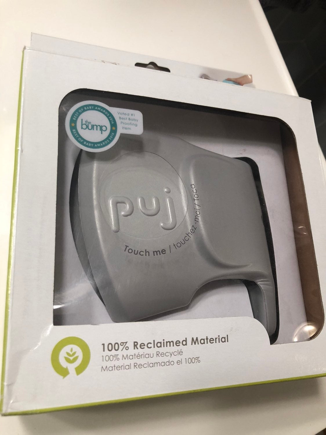 PUJ Ultra Soft Water Spout Cover - Grey