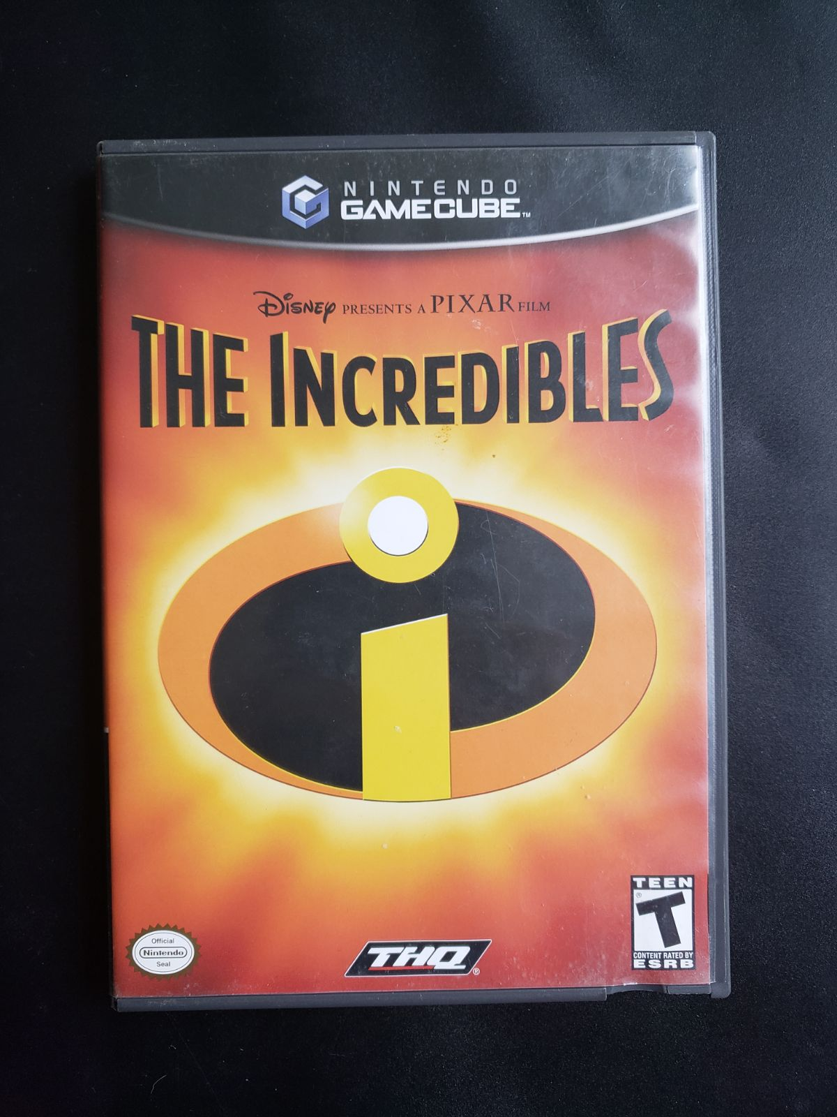 The Incredibles Gamecube game