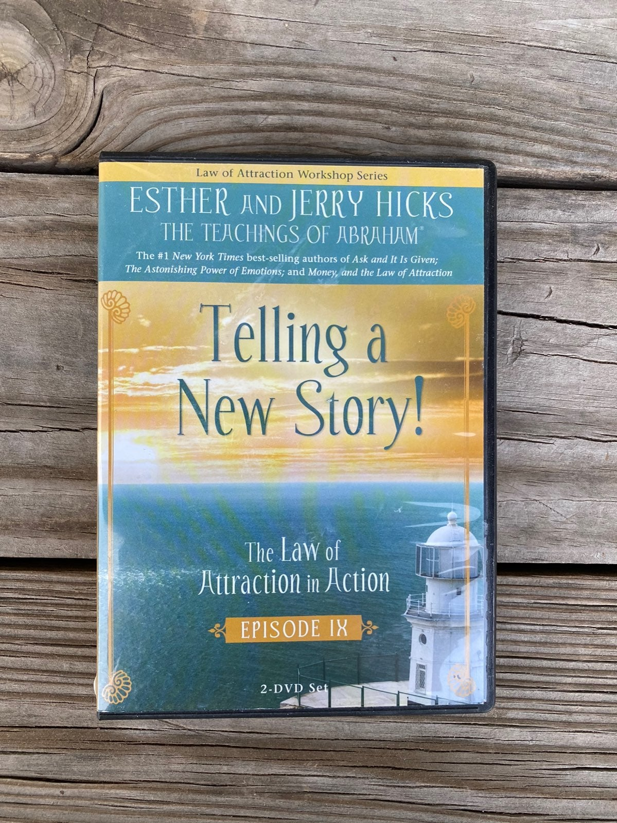 Telling A New Story-Esther& Jerry Hicks