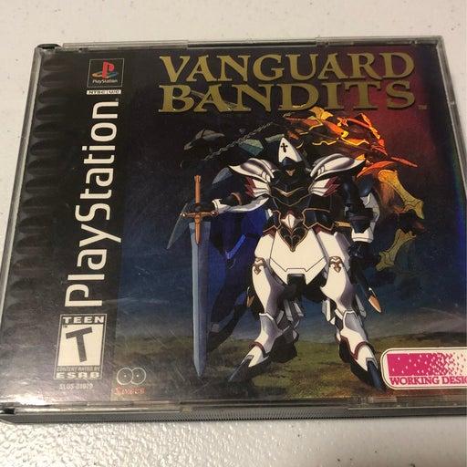 Vanguard Bandits MINT DISC