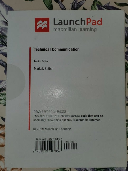 Technical Communication Twelfth Edition