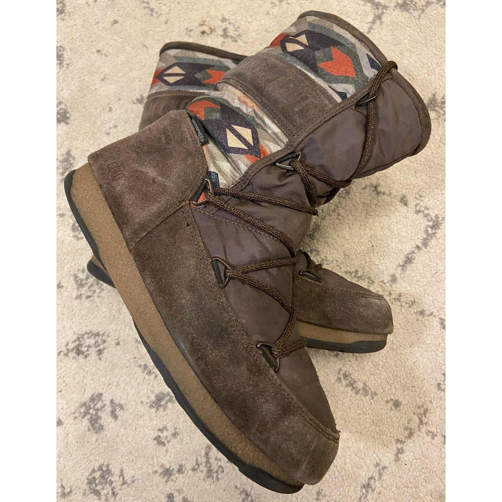 Vintage Original Tecnica Moon Boots