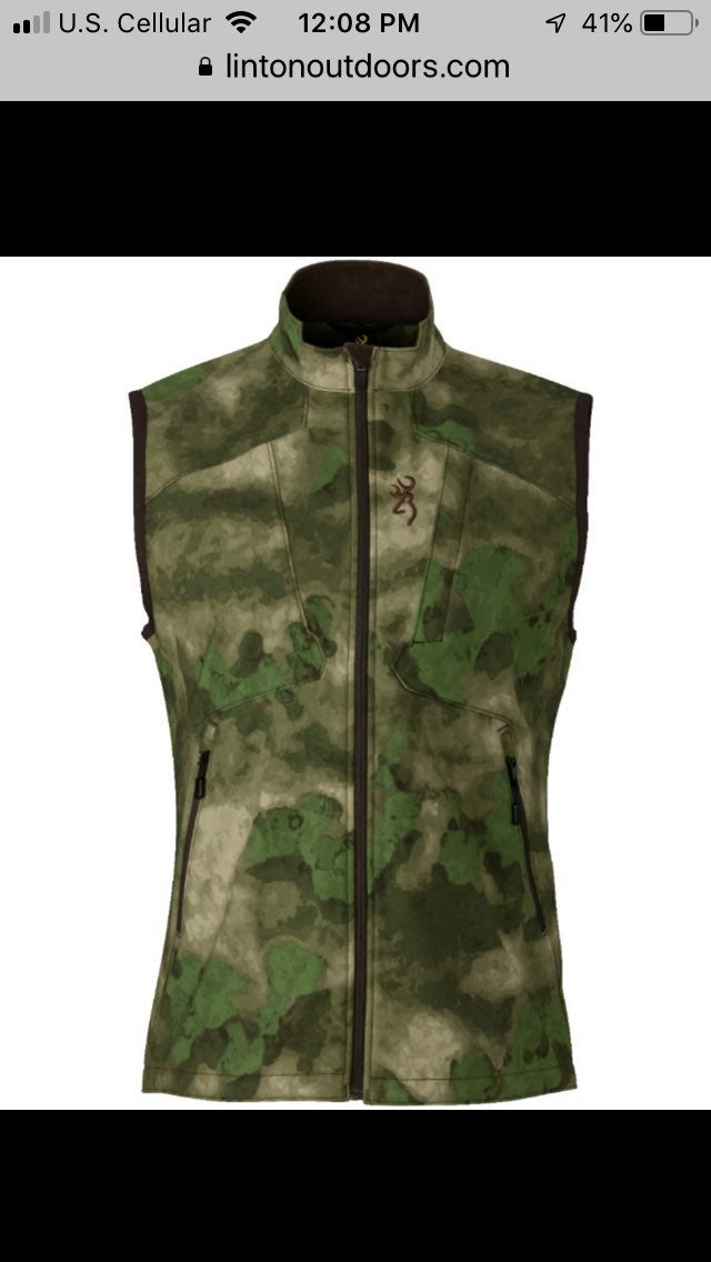 Browning Hells Canyon Back Country Vest