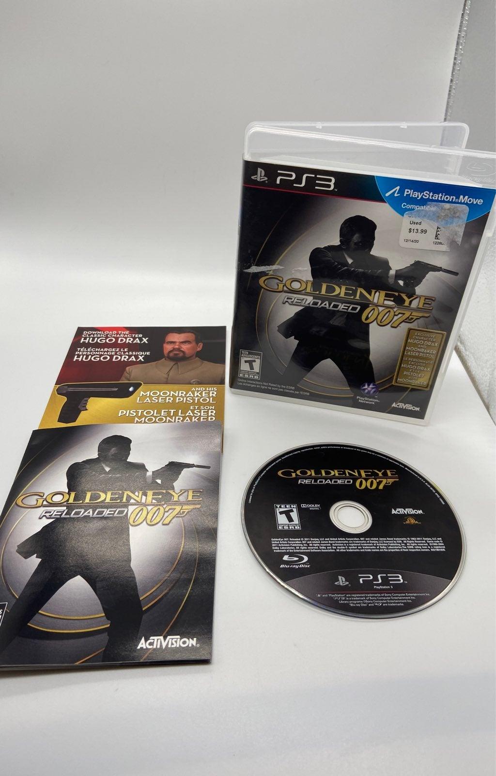 GoldenEye 007: Reloaded on Playstation 3