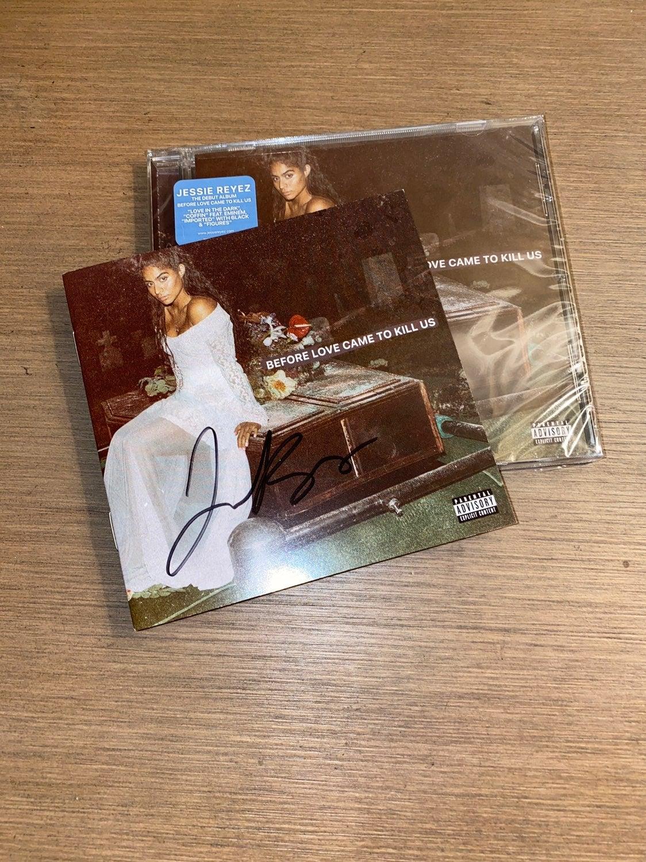 Jessie Reyez Signed CD booklet!!!