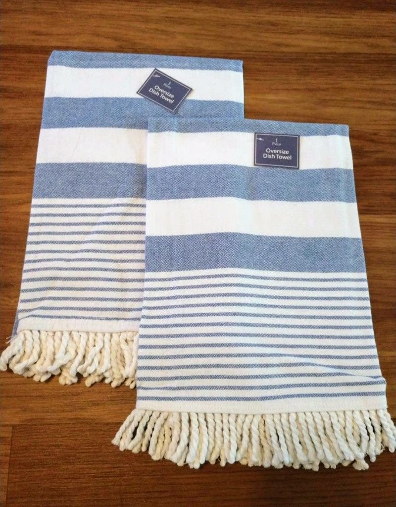 Qlty. Oversized Farmhouse Kitchen Towels