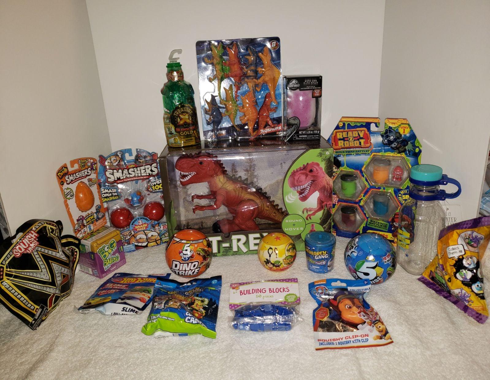 backcountrygirl24 Variety Mix Toy Bundle