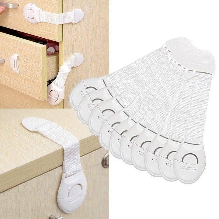 kid cabinet safety locks (10)