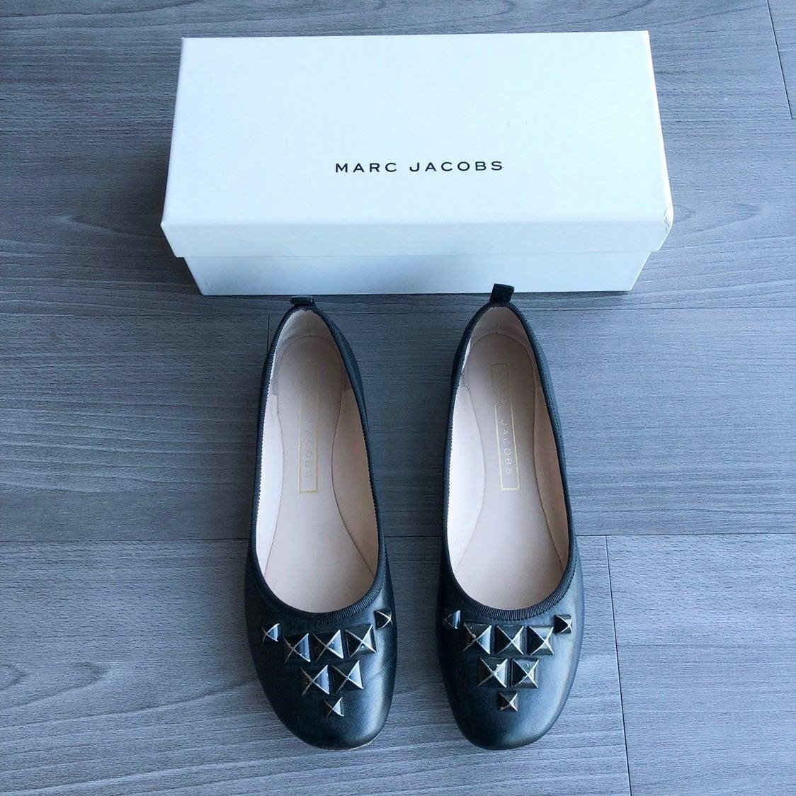Marc Jacobs Cleo Flats - Size 7