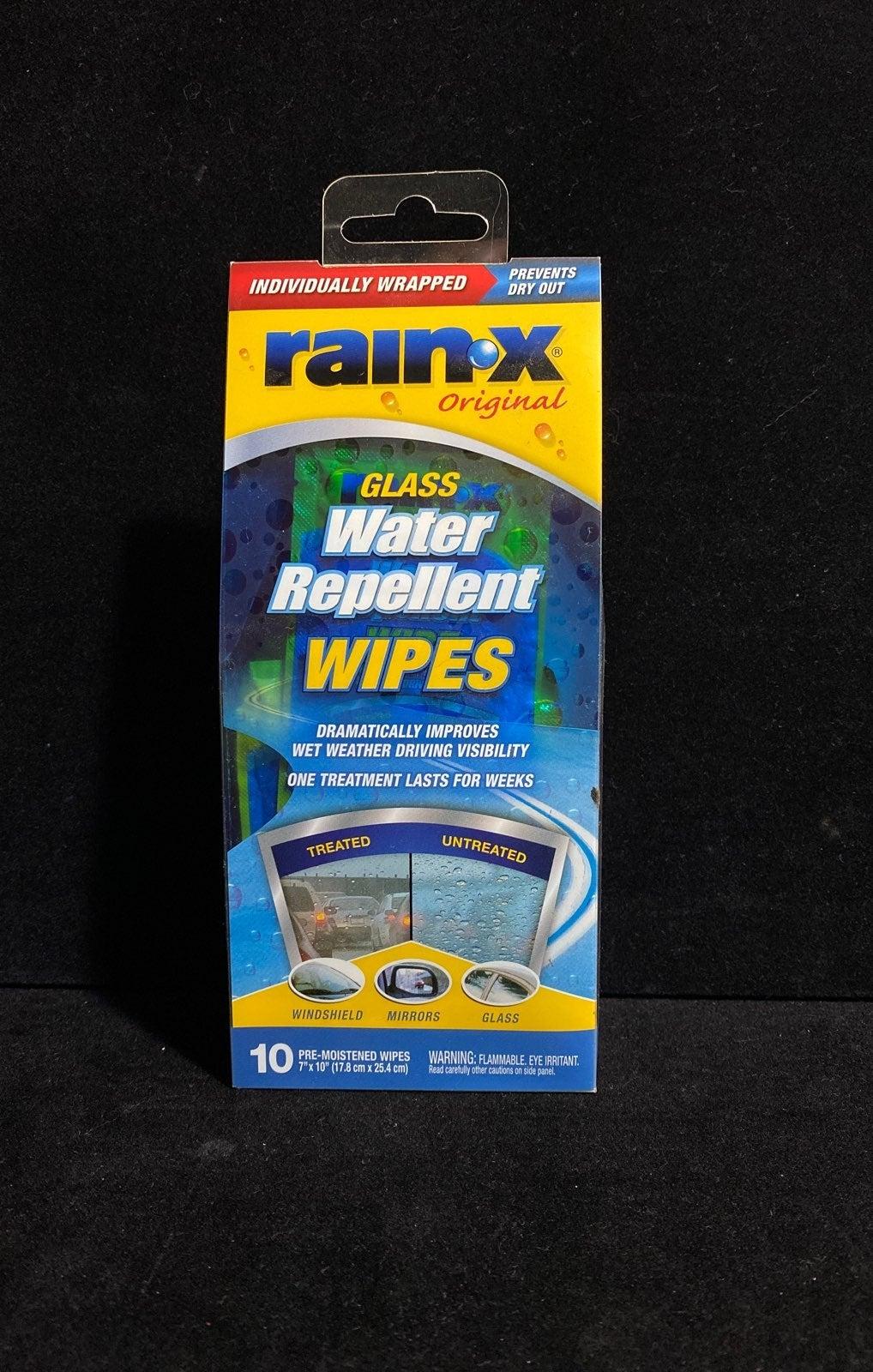 Car Windshield Glass Rain-X Wipes