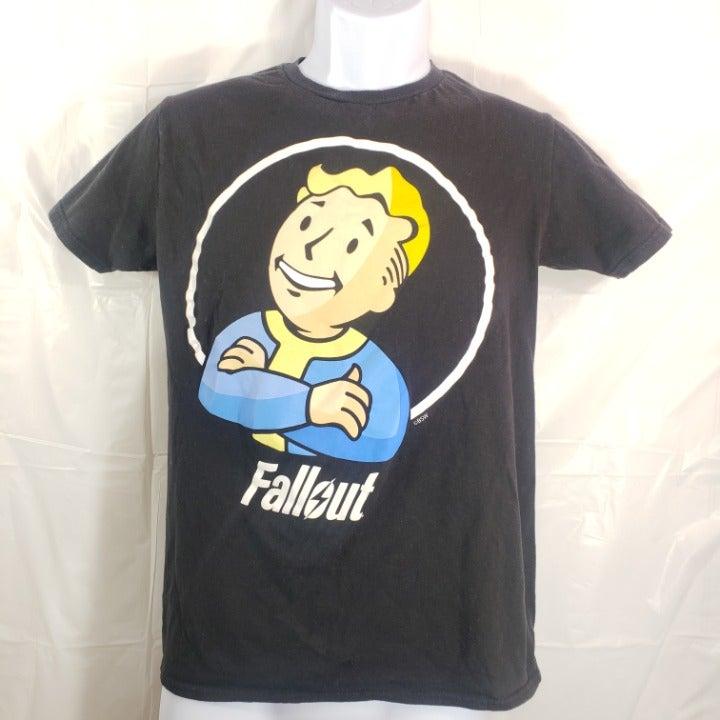 Bethesda Fallout T-Shirt Medium EUC