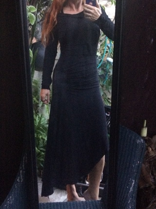 UPDATED: vtg couture Gaultier dress