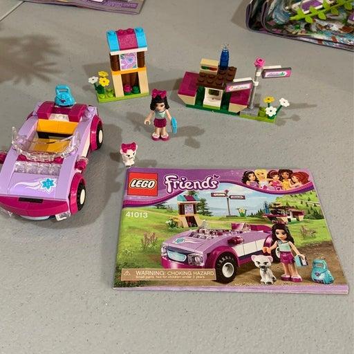 Lego Friends: Emma's Sports car #41013