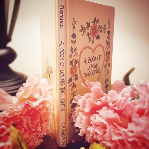 A Book of Loving Thoughts Book by Susan