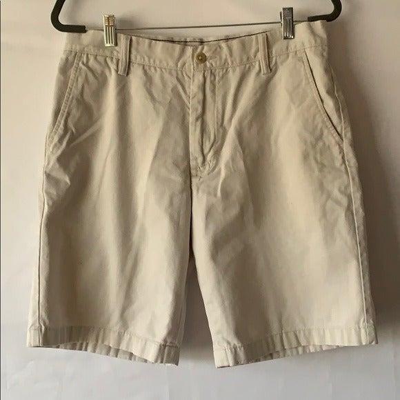 Nautica Khaki Shorts Size 32W