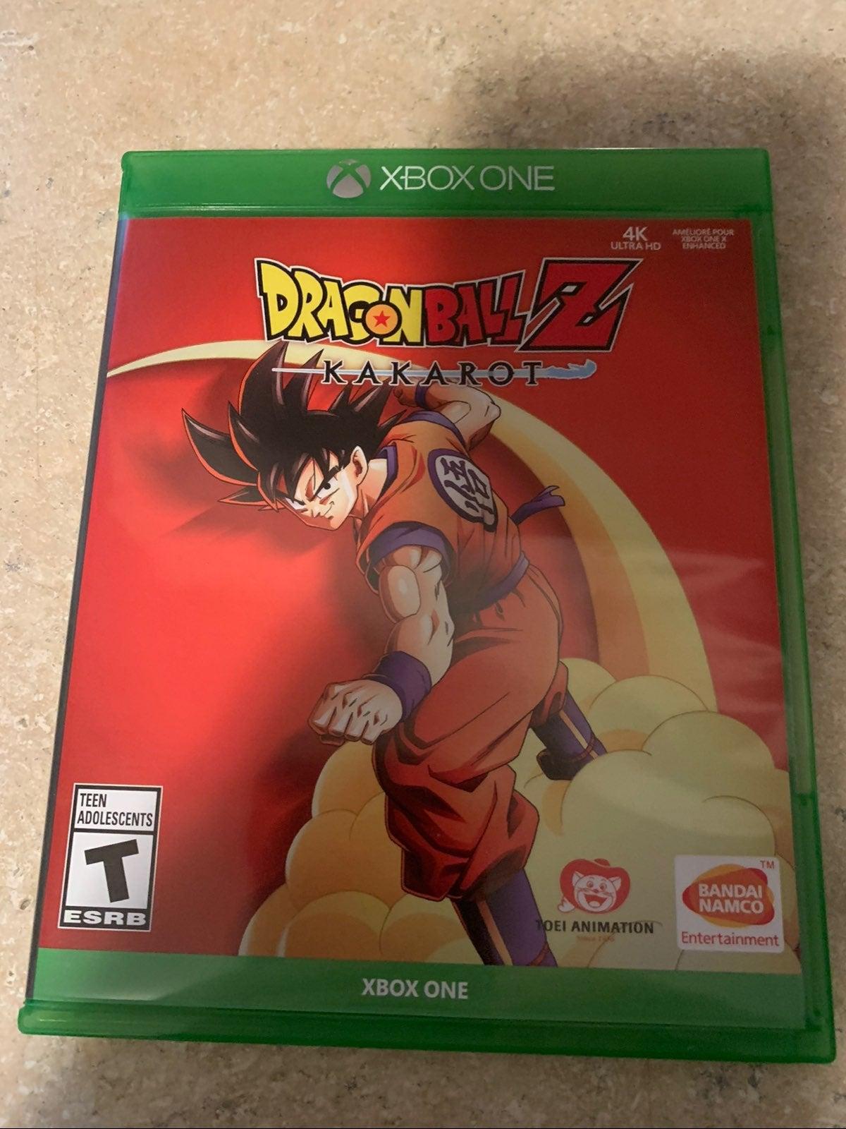 DragonBall Z kakarot - Xbox One