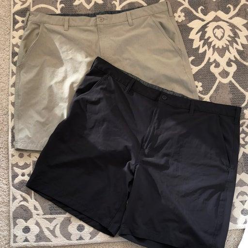 Set of 2 Mens shorts 44