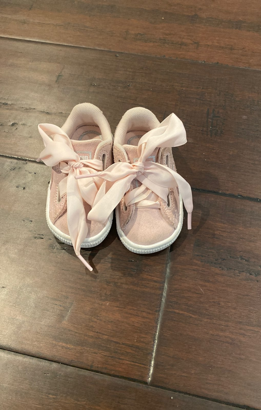 Toddler Puma shoes
