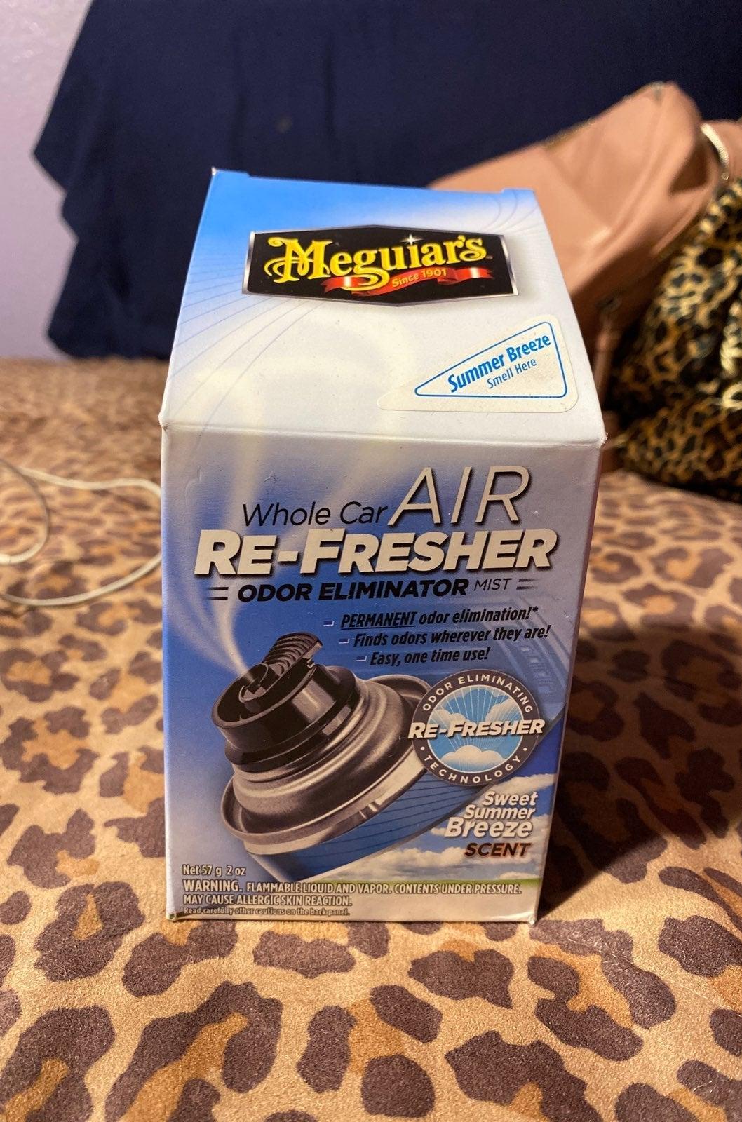 Whole Car air re-fresher