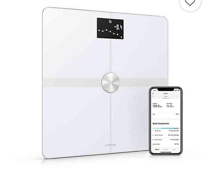 Nokia withings Body+ Smart Scale