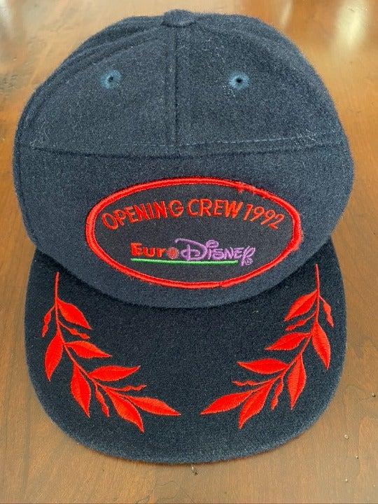 Euro Disney Opening Crew 1992 Men's Cap