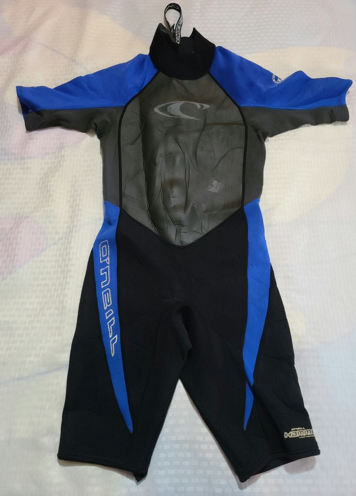 O'Neill Mens Shorty Spring Wetsuit Size