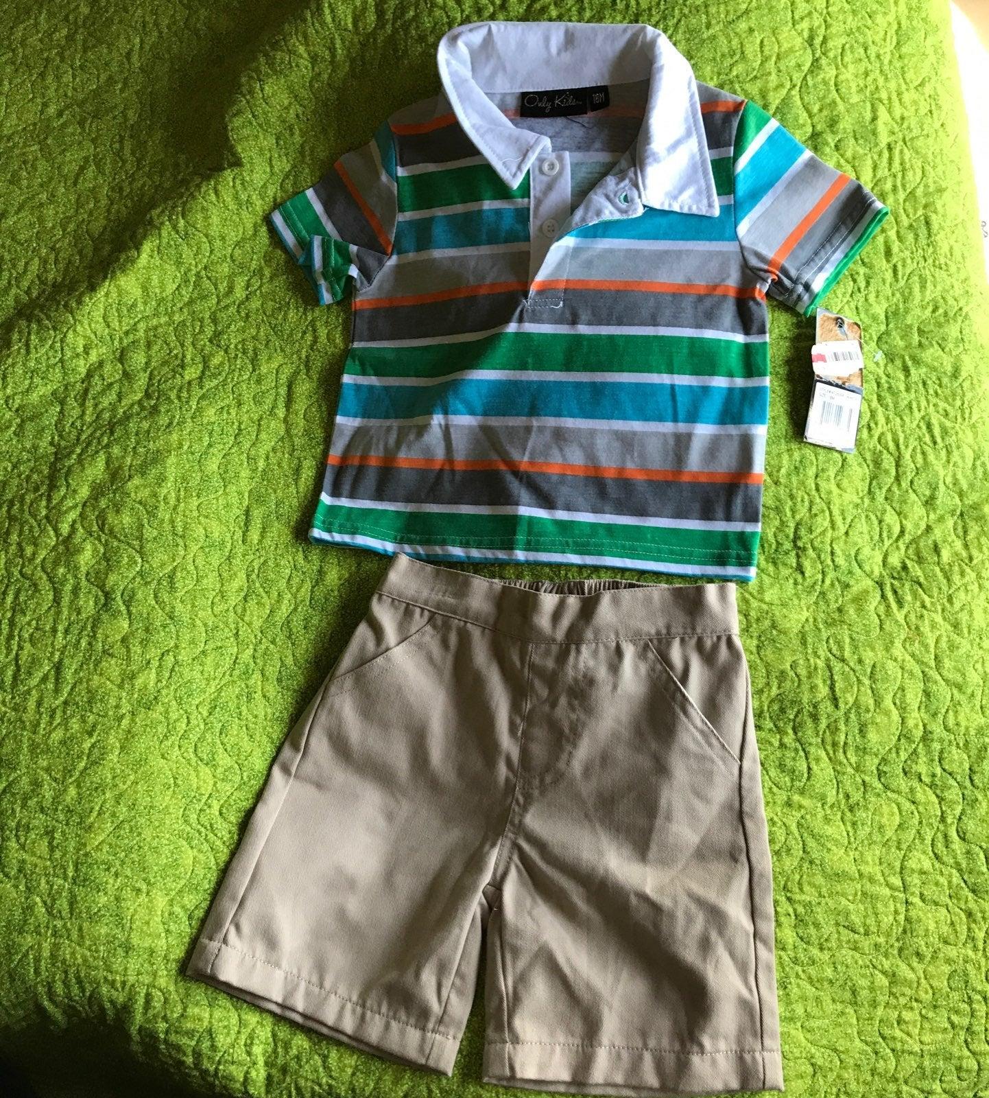 18 months boy clothes