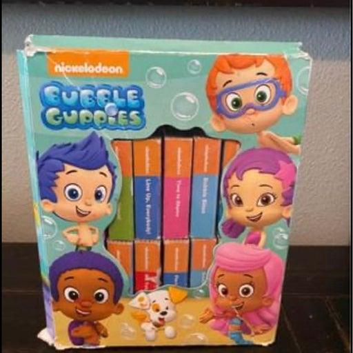 Bubble Guppies board books
