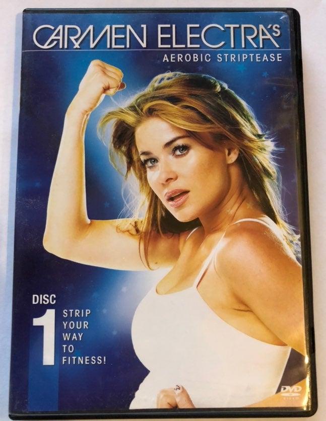 Aerobic exercise DVD