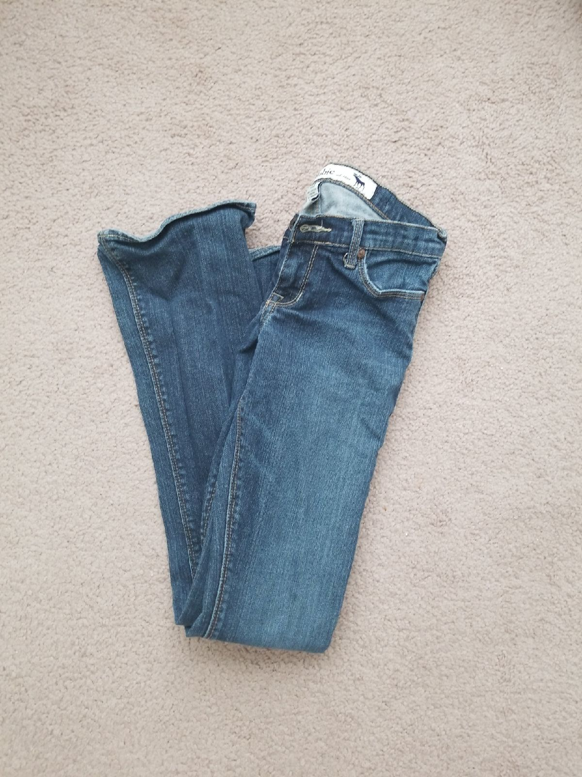 Abercrombie & Fitch Girl's Jeans