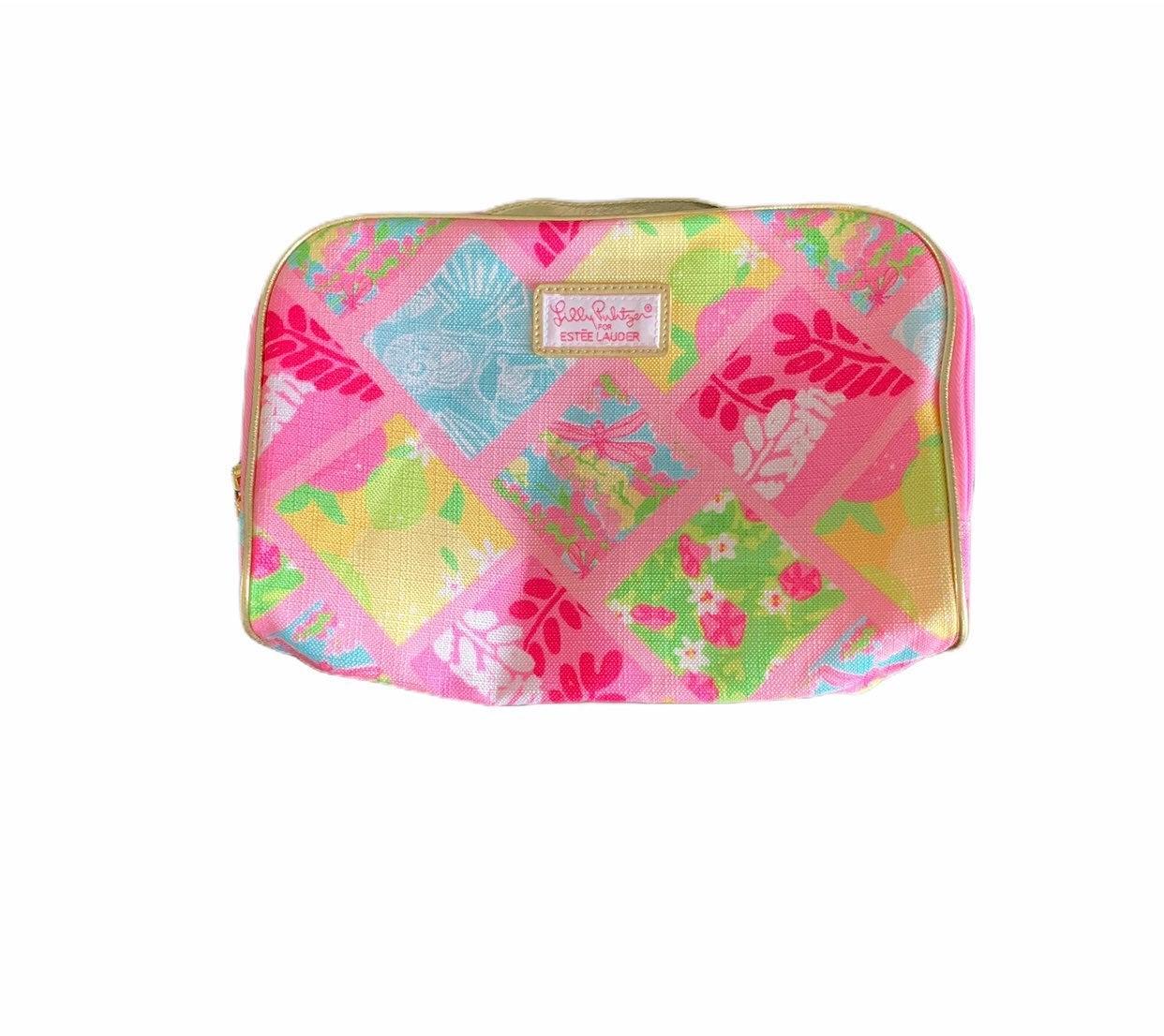 Lilly Pulitzer Makeup Bag