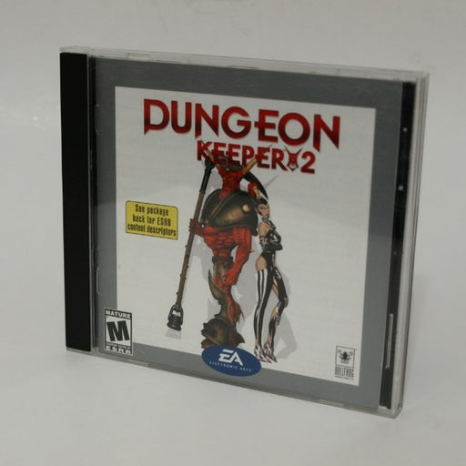 Dungeon Keeper 2 PC CD